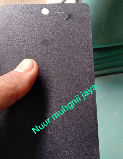 Plat Dark Grey Pasir - NMJ Powdercoating