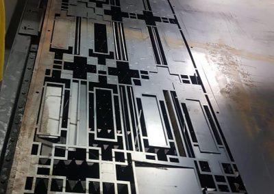 nmj powdercoating - laser cutting 2