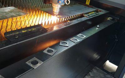 Jasa Laser Cutting / Jasa Potong Plat Besi